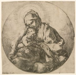 The Virgin with the Infant Jesus