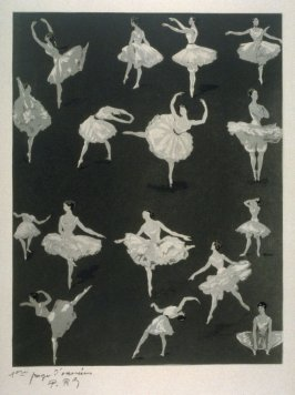 1ere page d'excercises, plate 11 from Le Nouvel Opéra