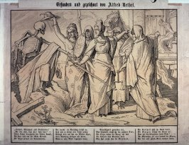 Ein Totentanz Aus Dem Jahr (A Dance of Death of the Year 1848)