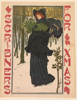 Scribner's for Christmas 1895