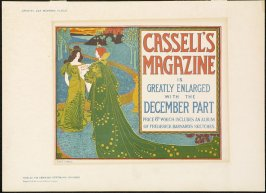Cassell's Magazine (small broadside)