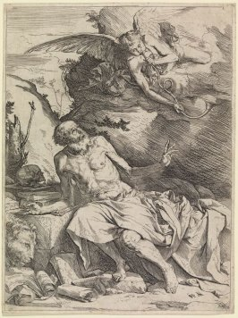 St. Jerome and the Angel