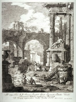Landscape with Ruins of a Palace