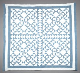 Quilt (two parts)