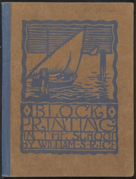 Block Printing in the School by William Seltzer Rice (Milwaukee: Bruce, 1930)