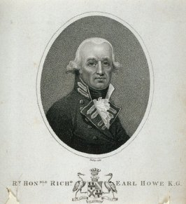Right Honorable Richard Earl Howe