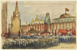 Untitled (Kremlin, Moscow)