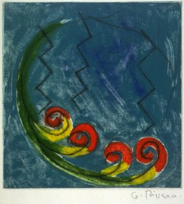 Untitled, pl. 5 from the portfolio Xochitl In Cuicatl