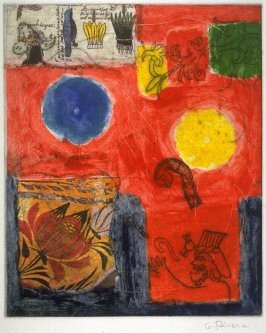 Untitled, pl. 2 from the portfolio Xochitl In Cuicatl