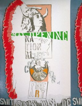 May Opening/ National Collection of Fine Art/ Smithsonian...