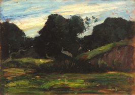 Landscape, A Secluded Nook