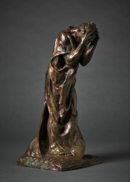Andrieu d'Andres (reduction of one of the Burghers of Calais)