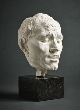 Head of Pierre de Wiessant (from the Burghers of Calais)