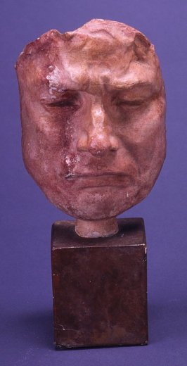 Mask of a Crying Girl