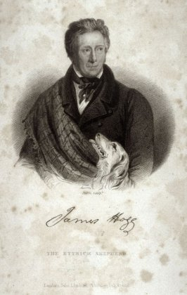 James Hogg, the Ettrick shephard