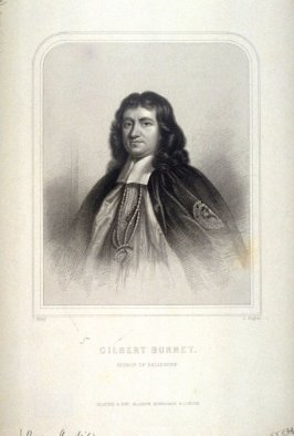 Gilbert Burnet, Bishop of Salisbury