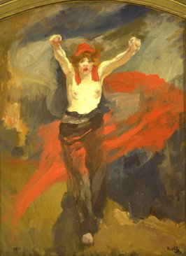 A Call to Arms (Isadora Duncan)
