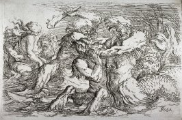 Battling Tritons