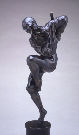 Fokine as Harlequin in Carnival