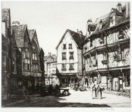 Chartres, House of Salmon
