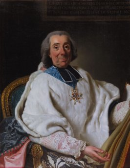 Charles-Antoine de la Roche-Aymon, Archbishop of Reims