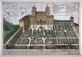 Design and site of the Sumptuous Garden and Palace of the Grand Duke of Toscana