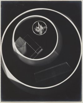 Photogram - With Three Spheres