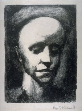 Self-Portrait from Souvenirs Intimes