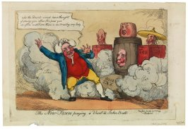 The New Taxes Paying a Visit to John Bull