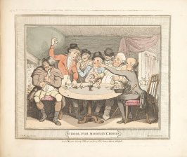 School for Modern Greeks, plate 7 in A Compendious Treatise of Modern Education (London: Smeeton, 1802)
