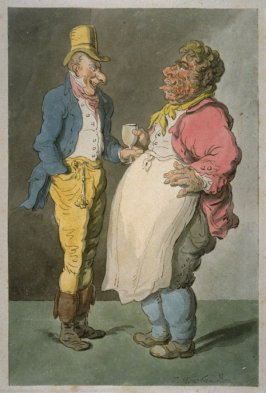 Publican and Patron