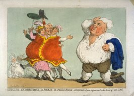 English Exhibitions in Paris or French People Astonished at our improvement in the breed of fat cattle