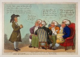The Quaker, and the Commissioners of Excise