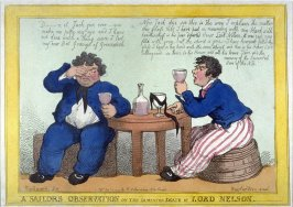 A Sailor's Observation on the lamented Death of Lord Nelson