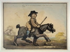 A Paviour, from the series 'Horse Accomplishments'