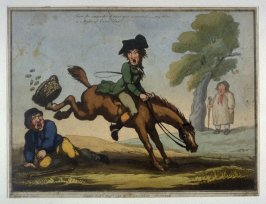 A Civilian, from the series 'Horse Accomplishments'