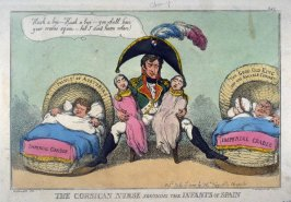 The Corsican Nurse Soothing the Infants of Spain