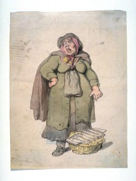 A London Fisherwoman
