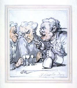 An Argument over the Liquers