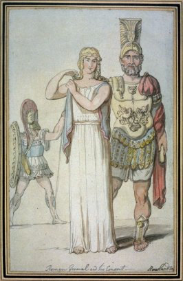 Roman General and His Consort