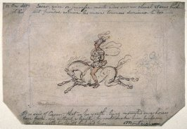 Recto: Julius Caesar In His Youth