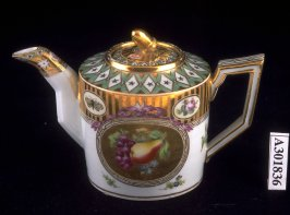 Tea Pot with Lid