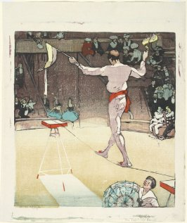 The Tightrope Dancer