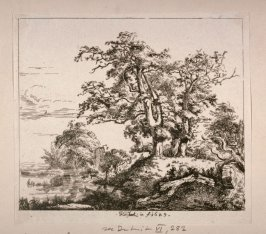 The Group of Three Trees
