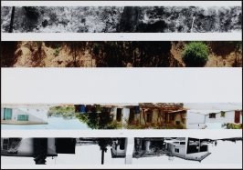 8700, from the portfolio THEN & NOW: Ed Ruscha / Hollywood Boulevard / 1973-2004