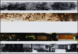 8600, from the portfolio THEN & NOW: Ed Ruscha / Hollywood Boulevard / 1973-2004