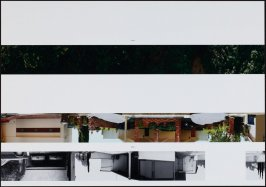 8500, from the portfolio THEN & NOW: Ed Ruscha / Hollywood Boulevard / 1973-2004