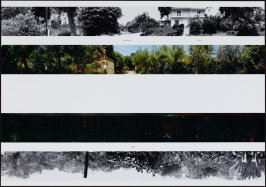 Kings Road - 8400, from the portfolio THEN & NOW: Ed Ruscha / Hollywood Boulevard / 1973-2004
