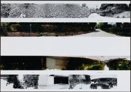 8300 - Marmont Avenue, from the portfolio THEN & NOW: Ed Ruscha / Hollywood Boulevard / 1973-2004