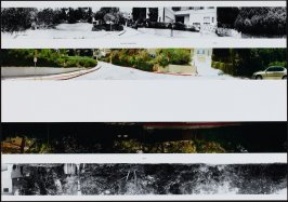 Crescent Heights Blvd. - 8100, from the portfolio THEN & NOW: Ed Ruscha / Hollywood Boulevard / 1973-2004